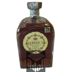 Brandy Lepanto sello de 4 ptas