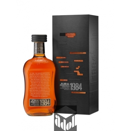 Isle of Jura George Orwell 1984 commemorative edition